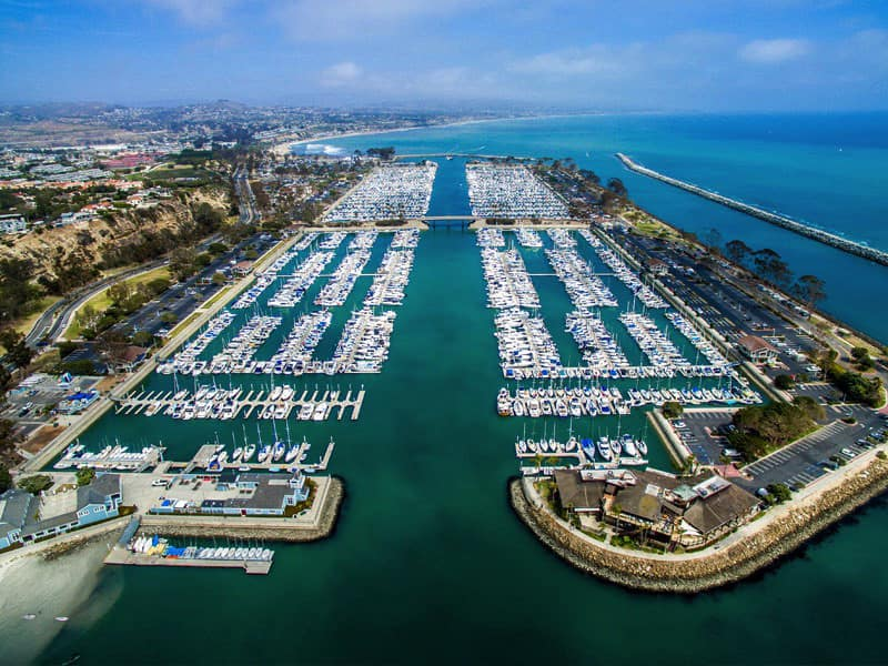 BAD Drones Aerial Photography Marina